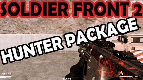 Soldier Front 2 - Hunter Package