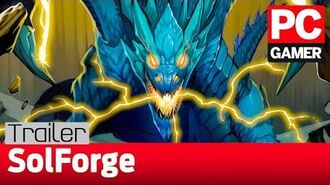 SolForge launch trailer
