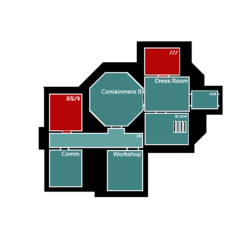 Omicron Basement Map