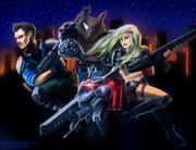 Contra hard corps by ansfert-d6d9rtf