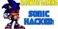 Sonic the Hedgehog 3 Hacked Cartridge (Genesis)