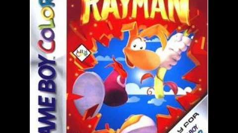 Rayman GBC Music - Bonus Level Lost