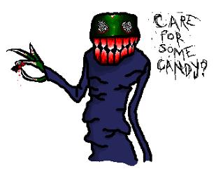 309px-Mr. Smiles (Monster creepypasta)