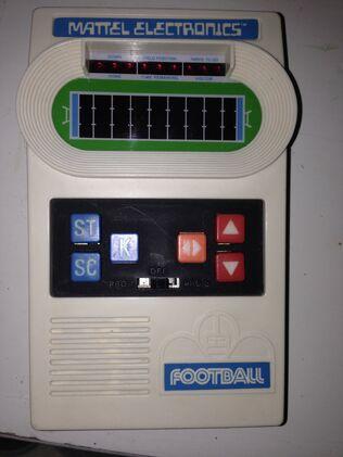 Mattel Football