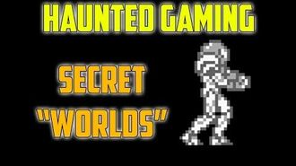 "Haunted Gaming - ""Metroid 2- Secret Worlds"" (CREEPYPASTA)"