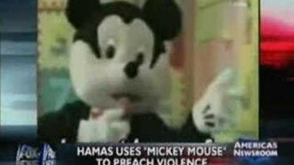 Fox News report about the Hamas children's character