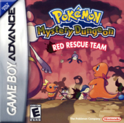Pokemon Mystery Dungeon Red Rescue Team (NA)