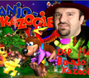 This is how you don't play Banjo Kazooie