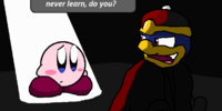 Dancing Kirby