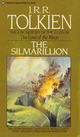 The Silmarillion cover