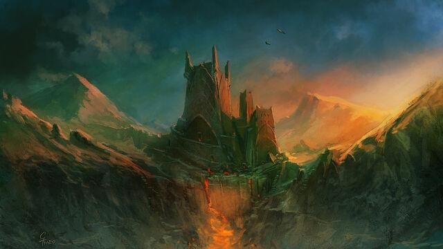 File:Fortress Udun by Grrrod.jpg