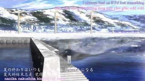 【AMV】 Engsub+Vietsub Taiyou to Himawari - FLOWER