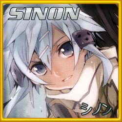 Sinon - Icon