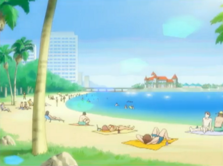 Emerald Coast overview Sonic X