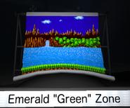 Emerald Green Zone slide