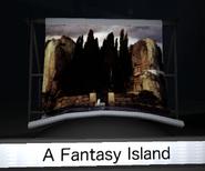A Fantasy Island slide