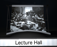 Lecture Hall slide