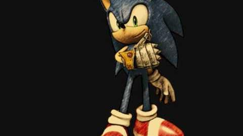 Through the Fire (Sonic and the Black Knight)-1
