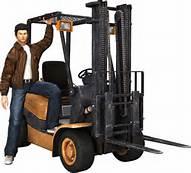 Ryo Hazuki Forklift