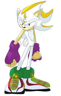 Ion the hedgehog- redesigned