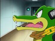 Sonic X Episode 59 - Galactic Gumshoes 391124