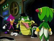 Sonic X Episode 59 - Galactic Gumshoes 1012111