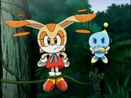 Sonic X - Season 3 - Episode 58 Desperately Seeking Sonic 737933