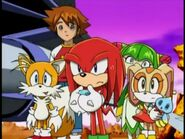 Sonic X Episode 69 - The Planet of Misfortune 412112