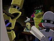 Sonic X - Season 3 - Episode 71 Hedgehog Hunt 436670