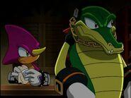 Sonic X - Season 3 - Episode 71 Hedgehog Hunt 473006