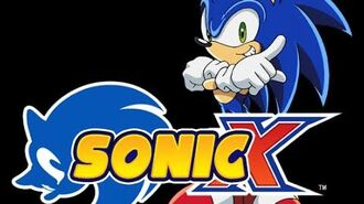 Sonic X Episode 58 - Desperately Seeking Sonic