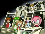 Sonic X Episode 69 - The Planet of Misfortune 354554