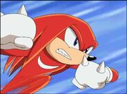 SONIC X Ep5 - Cracking Knuckles 904404