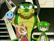 Sonic X Episode 59 - Galactic Gumshoes 955788