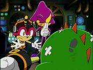 Sonic X Episode 59 - Galactic Gumshoes 419819