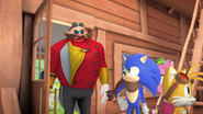I don't wanna wake up with Tails in my bathtub again
