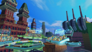 Menu - Grand Metropolis