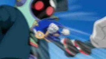 Sonic X The Chaos Factor trailer