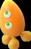 Orange Wisp - Sonic Colors Artwork - (1)