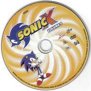 Sonic X Volume 2 AUS DVD
