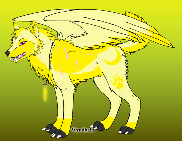File:Winged wolf version of me.png