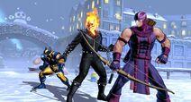 Ultimate Marvel VS Capcom 3 Graphics