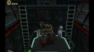 Sonic Adventure 2 Battle (GC) Lost Colony Mission 5 A Rank