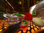 Sonic Riders - Knuckles - Level 2