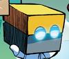 Cubot Sonic Boom cube form