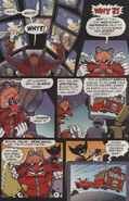 Sonic X issue 20 page 2