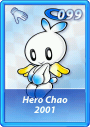 Card 099 (Sonic Rivals)