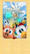 Sonic Jump - Silver Ending