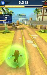 Shield Sonic Dash 2