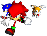 Team Sonic - Power Formation